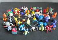 Free shipping 10 pieces/lot PVC Japan anime Pet Shop figure toys