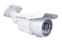 1/3 CMOS 1000TVL Varifocal ZOOM Lens 2.8-12mm CCTV Security CAMERA IR Waterproof  indoor outdoor camera