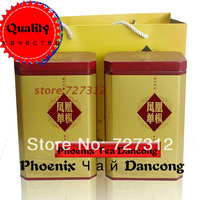 Wholesale Chaozhou Phoenix Dancong single cluster spearmint tea honey tea 2013 spring and 250g canned shipping Slimming beauty