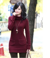 Ladies' sweater wholesale v-neck sweater in the winter clothes Thermal underwear variety styles More than 200 pcs wholesale 184