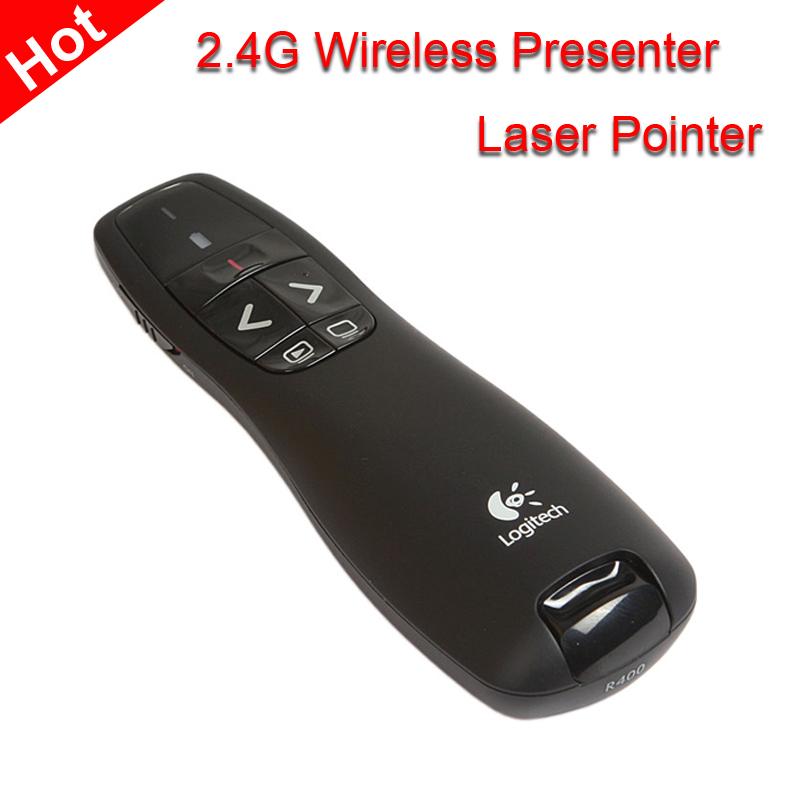 Pointeur Laser Logitech Pointeur Laser