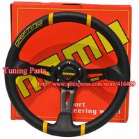 350mm PVC MOMO Steering Wheel Racing Car Steering Wheel