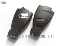 free shipping for Mercedes Benz key 2 button remote case