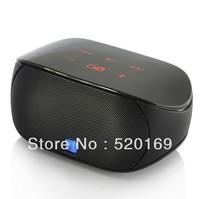 FreeShipping+UE Mini Boombox speaker work for iphone Wireless Bluetooth Speaker Touch Screen Audio Portable Speaker