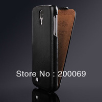 Luxury Magnetic Wallet Flip Leather Case Cover Bag For Samsung Galaxy S 4 i9500+Free Screen Protector+Free Stylus Free Shipping
