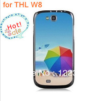 Hot selling phone shell mobile phone sets for THL W8 cartoon painted shell wholesale custom processing Free shipping