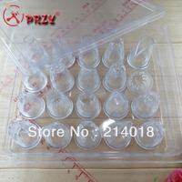 20PCS Pastry Nozzles Tool Seamless good quality dessert decorators set Nozzles modelling NO.:PN13