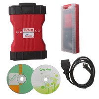 Professional car diagnostic tool Ford VCM ii V84 fast free shipping by HK POST