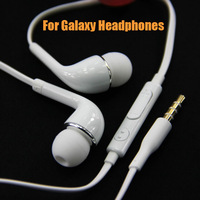 New For SAMSUNG GALAXY Note3 III S4 S4 I9300 I9500 GALAXY Note Note2 N7100 HANDSFREE HEADPHONES EARPHONES Free Shipping