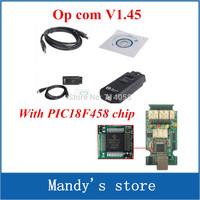 2014 newly developed OBD2 Op-com / Op Com / Opcom / for opel scan Freeshipping