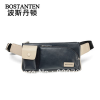 Free shipping Casual genuine leather cowhide male waist pack male outdoor sports chest pack female bag gossip