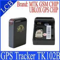 Best price and quality 900/1800/1900Mhz TK102 GPS Tracker For Car/Pet/children free shipping