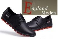 New 2013 men  Daniel Craig original men's genuine leather casual shoes,men top quality  loafers men brand Casual Shoes