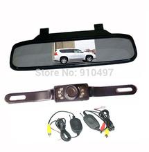 popular license plate rear camera