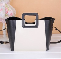 2014 New women Handbag Genuine Leather Designers brand Women Shoulder Bag Messenger Bags for women leather handbags totes
