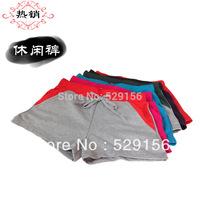 K238 2014 korean version summer casual sports shorts female 100% cotton shorts