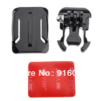 Buckle Basic Mount + Helmet Curved Mount + 3M VHB Sticker for GoPro Hero 3/2/1 Sport Camcorder  ST-13