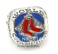 Free Shipping !size 11 replica 2007 Boston Red Sox baseball World Championship Ring as gift