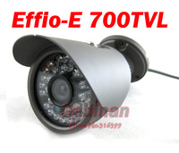 "1/3"" Sony Effio-E 700TVL 30IR LED  Board 6mm Outdoor / Indoor Waterproof  Bullet CCTV  Camera With Bracket"