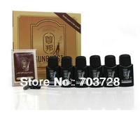 Original Free Shipping by HK Pos SUNBURST  Hair Care Hair Nourishing Liquid  6*50ml