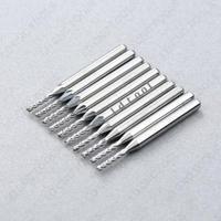 10 x Carbide PCB CNC Engraving Bits End Milling Cutter - 1.2mm Diameter # ST3.1.207