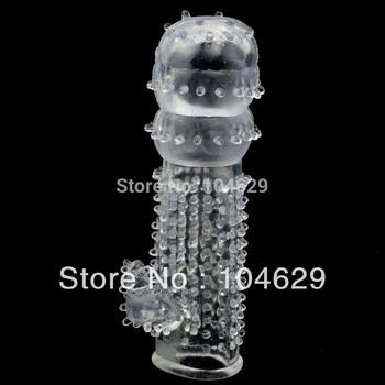 New hot sale Men Shaped blank mace contraceptive lifestyles condoms Sex Toys T0307 P