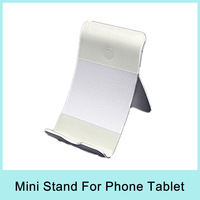 Aluminium Metal Desk Stand Holder Mount for Tablet PC MID Portable Pocket Mobile Phone Cell Phone Smartphone Drop Shipping