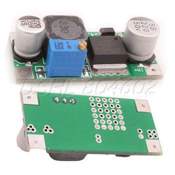 Mini Green Step Down 92% High Efficiency LM2596 Voltage Regulator Module