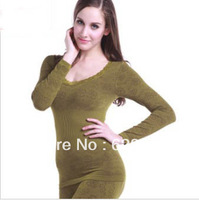Women's Underwear Set Women's thin thermal underwear Shapers free shipping