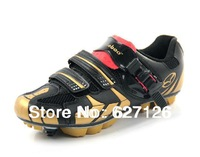 Free shipping Genuine Breathable mountain bike shoes Road Cycling Shoes,men bicycle shoes for Road Racing and Mountain Racing