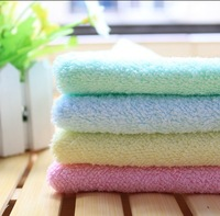 100% bamboo fiber cosmetology Cleaning TOWEL Soft Microfiber super absorbent for spa hotel outdoor sport Toweling Handkerchief