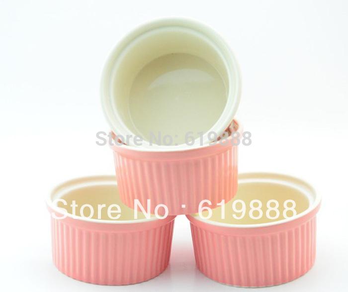 keramikschale pudding formen kuchen schablone schokolade tassen backen ...