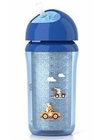 New 9 oz double insulation sippy cups (12 months baby applicable) SCF766/00 two colors to choose