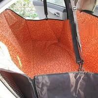 Pet Dog Cat Rear Back Seat Car Auto Waterproof Hammock Blanket Cover Mat Cushion