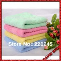 2013 Free Shipping The European And American Fashion Pure Color Printing Gift Towel 33 x73cm Mushroom 100% Cotton Towel