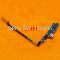 original  USB charging charger port connector flex cable for Samsung Galaxy S4 SIV I9500 Dock plug 10pcs/lot free shipping