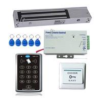 RFID Keypad Access Control kit +Magnetic lock    400Lbs/180kg