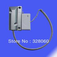 Wireless Metal Rolling Shutter Gates Garage Door Sensor For GSM/PSTN Security  Burglar Home Alarm System