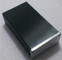 0905 Full Aluminum Enclosure / mini AMP case/ Preamp box/ PSU chassis