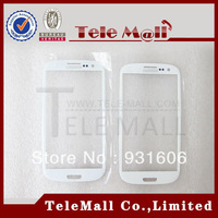 Free Shipping ! Wholesale Original White Touch Screen Outer Glass Lens For Samsung Galaxy S3 i9300 L710 i747 WilSTM930000022