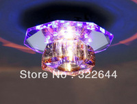 Hot selling  LED crystal ceiling light aslo for wholesale