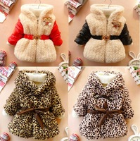2013 new retail,cotton-padded clothes, hooded brought cotton-padded clothes coat, girl jacket,children's jacket