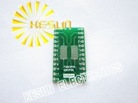 FREE SHIPPING 20PCS SOIC24 TSSOP24 SSOP24 SO24 SOP24 TURN DIP24 IC adapter Socket / Adapter plate  PCB Suitable for IC socket