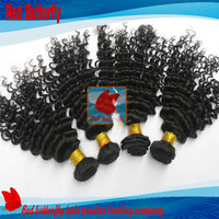 100% peruvian hair Curly 6A grade brazillian virgin hair 4pcs lot brazilian can dyed best anna beauty hair