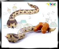2013 funny remote control rc rattle snake toys for kids for fun