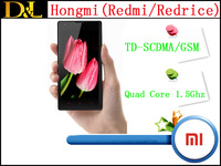 "New Original Xiaomi Red rice 1s/Hongmi 1s cellphone 1GB RAM+8GB ROM Qual Core 1.3GHz, 4.7"" 1280*720pix"