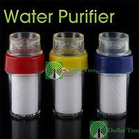 Free shipping: Simple Easy Faucet/Tap Water Clean Filter Purifier PP wholesale