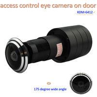 Small 170 Degree Wide Angle Access Control Eye (700TVL, 420TVL) Door Camera