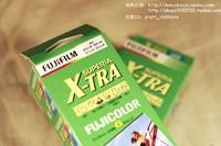 Fuji x-tra 400 superia xtra 135 film fuji