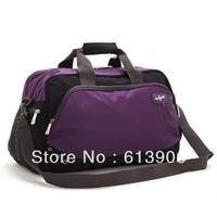 Travel bag portable luggage bag shoulder bag cross-body men's and women's handbag large capacity